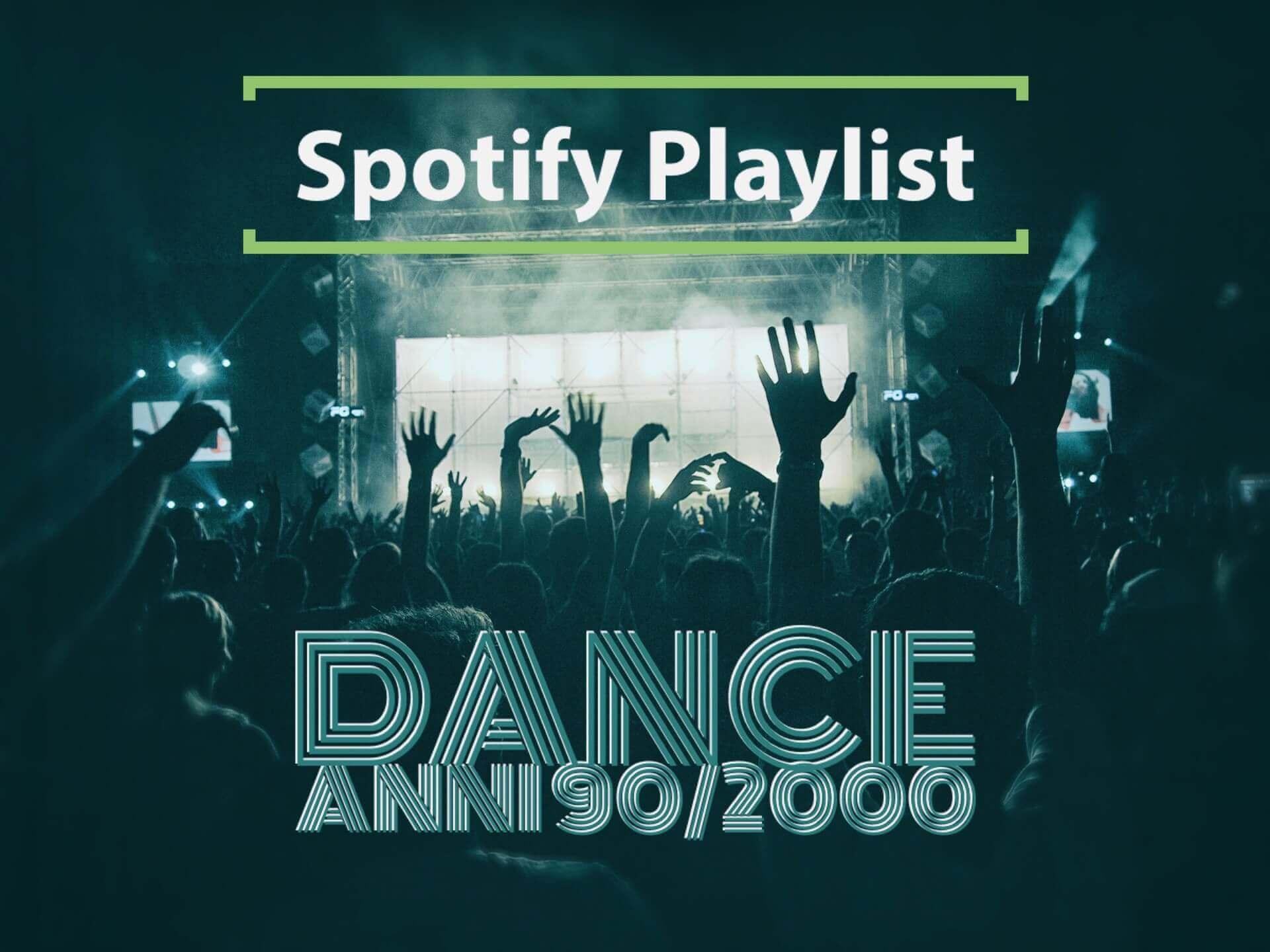 anni 90-2000 disco on Spotify